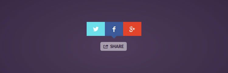 Share-Button jQuery Plugin - A simple, light & flexible sharing button - Weekly News