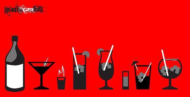 Liquor Glass Vectors fresh best free vector packs kits
