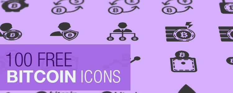 freebies designers web The Bitcoin Icon Set