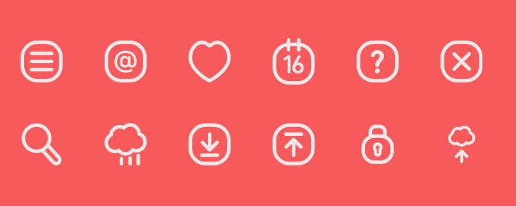 freebies designers web Icons V.3