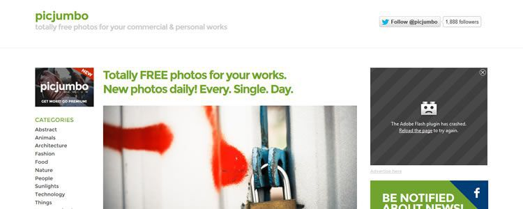 freebies designers web Picjumbo - Totally free photos for your commercial personal works