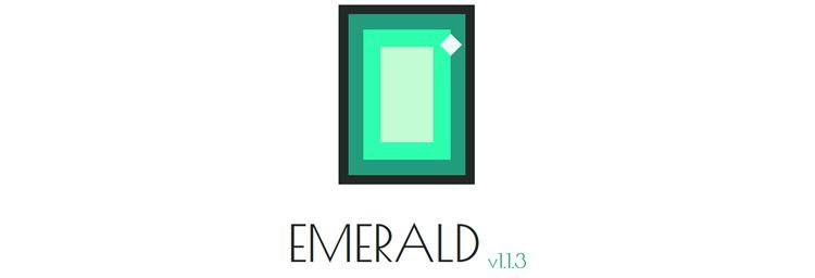 Emerald pragmatic responsive grid system LESS