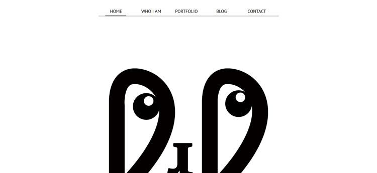 Jorge Riera modern minimal design web site inspiration example