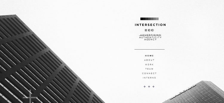 50 beautiful examples of minimalism in modern web design