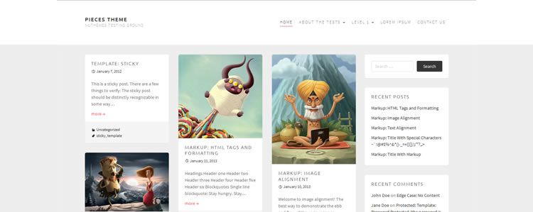 50 Beautiful & Free WordPress Themes for 2018