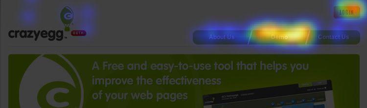 Crazy Egg Heat Map tool plugin wordpress