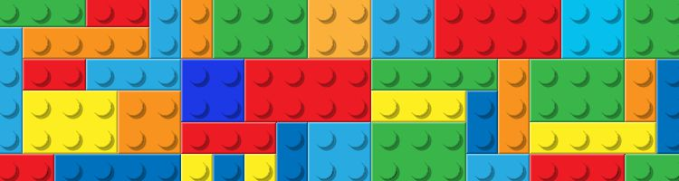 Shay Howe believes that good front end development isn't far from playing with building blocks