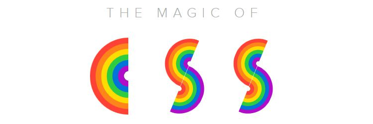 Magic of CSS A free CSS course for web developers weekly news