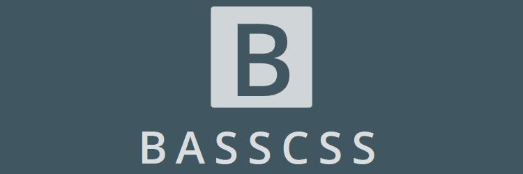 BASSCSS a simple and responsive CSS/SASS toolkit based on OOCSS principles weekly news designers