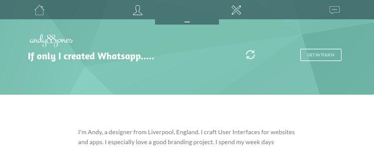 30 Fantastic Examples of Fixed Navigation Menus in Web Design