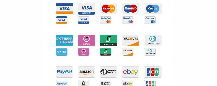 Payment Method Icon Set JPG PNG free resources for designers