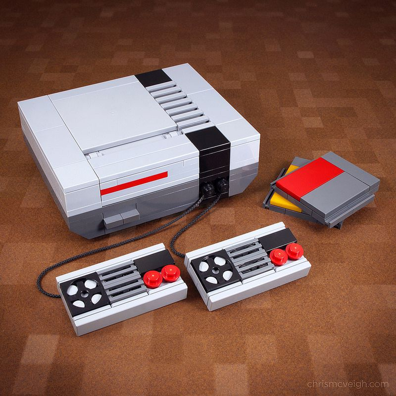 Retro Technology LEGO Kits in this weeks news for designers