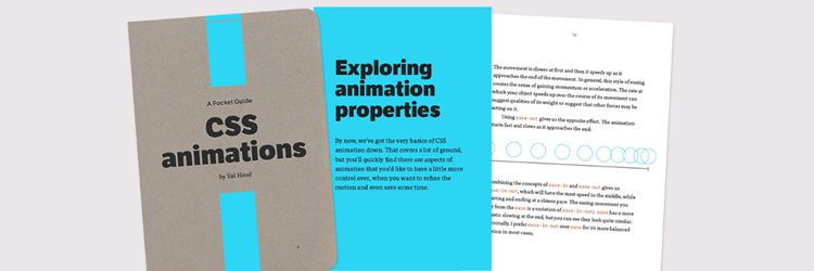 Free Ebook CSS Animations: A Pocket Guide weekly news for designers