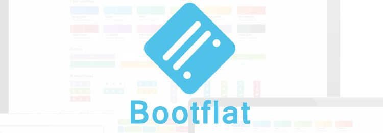 Built on the foundations of Bootstrap Bootflat is an open source Flat UI KIT