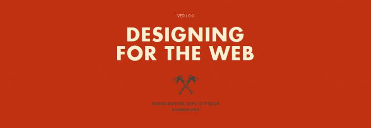 The Web Design Field Manual is a categorized collection of useful resources for the modern web designer
