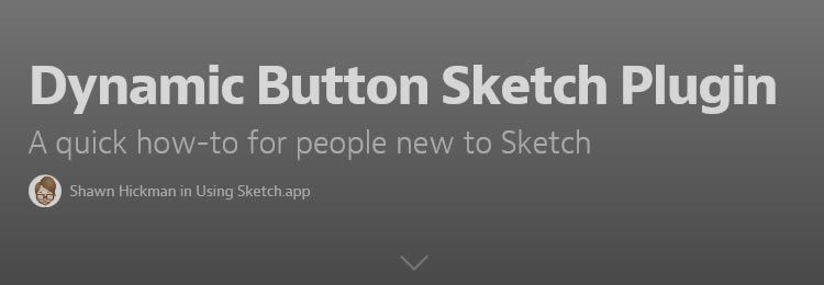 Dynamic Button Sketch Plugin