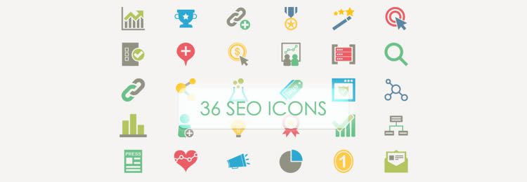 free SEO Vector Icons