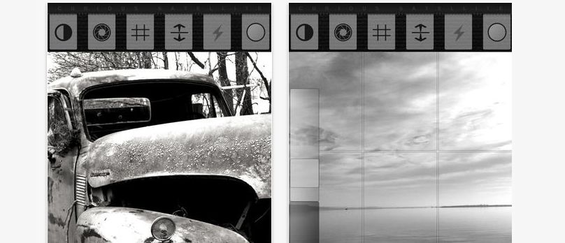 Hueless is designed specifically for that moment when you want to take a shot with the gravitas of black and white