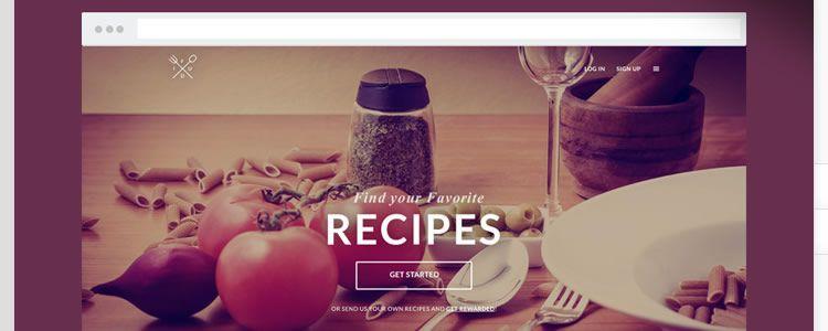 web designers free Multipurpose Landing Page Template PSD may