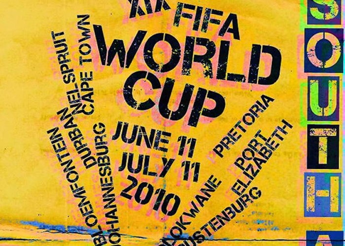 The Redesigned World Cup Posters by James Taylor