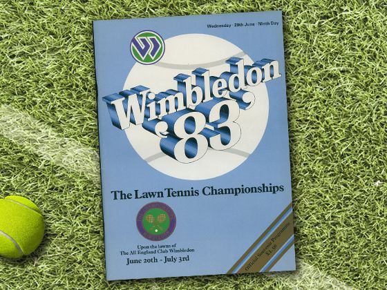 1983 The design of the programme was changed significantly in the 1980