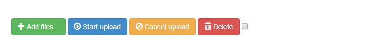 file upload widget which features multiple file selection drag and drop progress bars