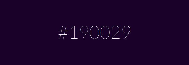 Hex Clock is a 24 hour hexadecimal color clock