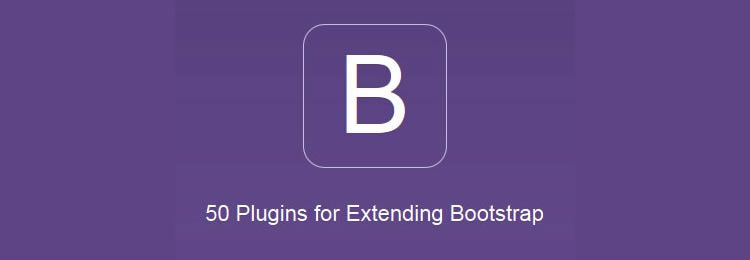 50 plugins addons and extensions to help you get more out of Bootstrap