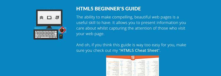 HTML5 Beginner's Guide