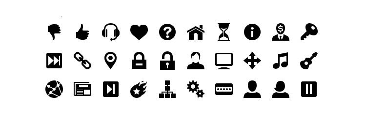 Free Mobile Icon Set 10,000 Icons!