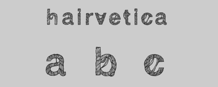 Hairvetica Free Font OTF