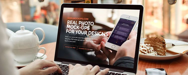 Apple Product Mockups PSD