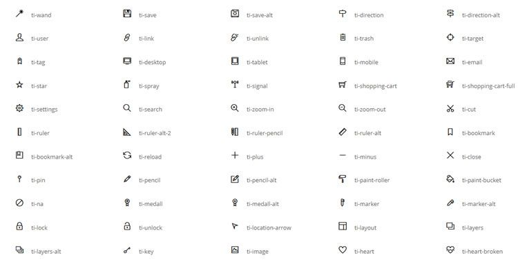 Download The Top 50 Free Icon Fonts for UI Design