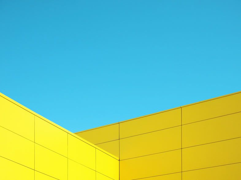 systematic organized compositions structures minimal photography