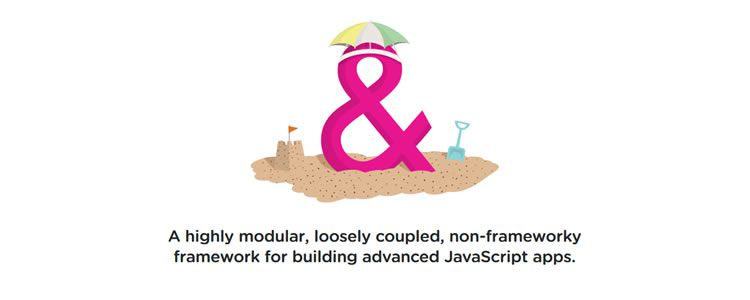 Ampersand.js a highly modular, loosely coupled, non-frameworky framework for building advanced JavaScript apps