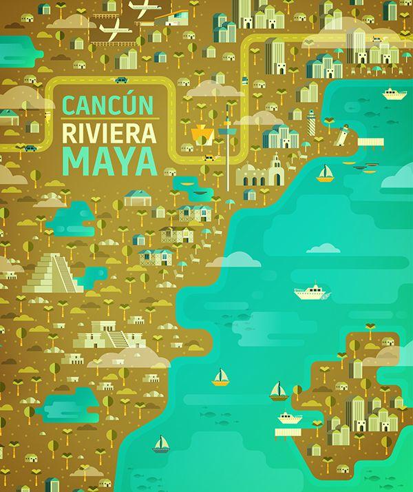 Banff Aldo Crusher illustration metropolis geometry