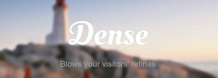 Dense.js - A jQuery plugin for easily serving retina-ready images