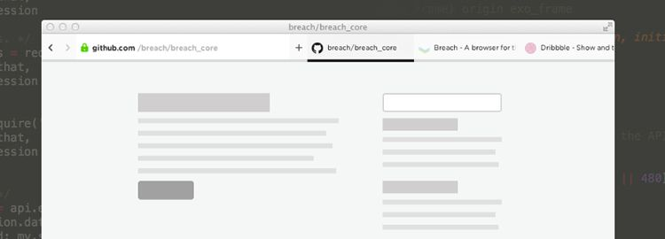 Breach - A browser entirely written in Javascript for the HTML5 era