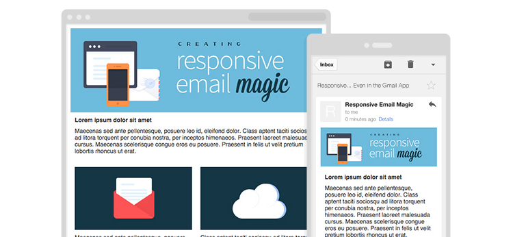 Free Responsive Email And Newsletter Templates - Build html email template