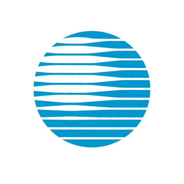 AT&T logo by Saul Bass