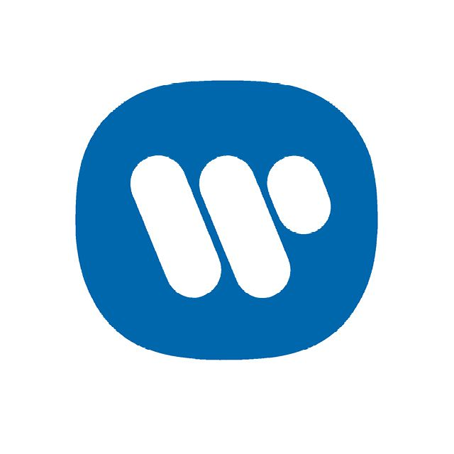 Warner Communications logo by Saul Bass