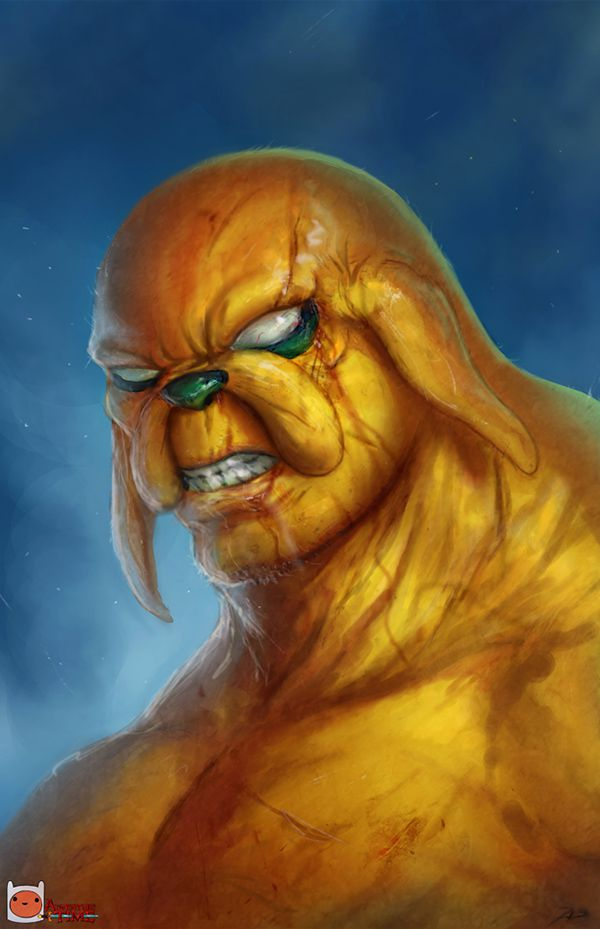 Haunting Comic Book concept digital paintings Comicbook & Movie Charaters