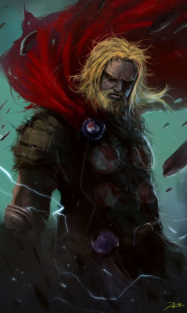 thor Comicbook & Movie Charaters