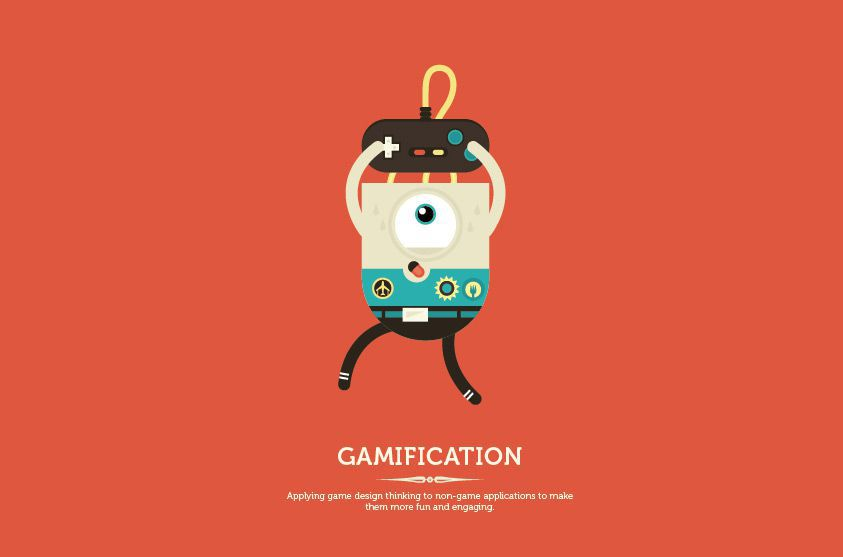gamification Buzzword internet