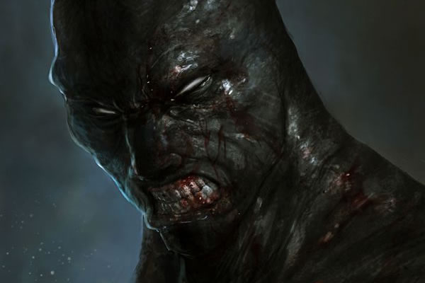 Haunting Comic Book & Movie Character Illustrations