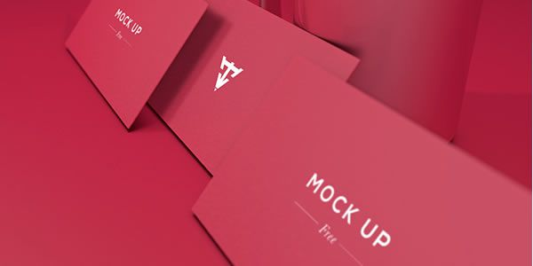 Business Cards Mockups PSD