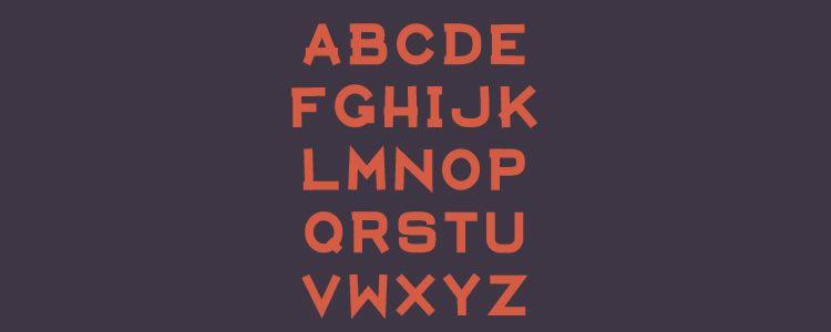 Aventura Typeface