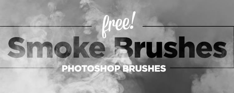Hi-Res Smoke Photoshop Brushes