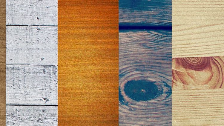 20 Free High-Res Wood Textures