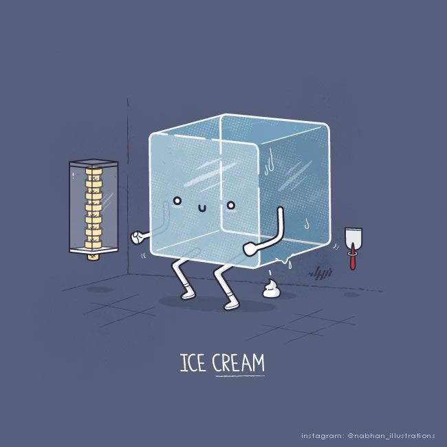 Hilarious and Clever Illustrations of Common Phrases